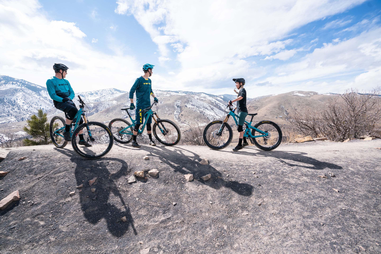 yeti bikes colorado denver mountain bicycle